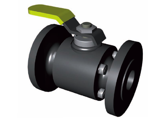 GS64 FLANGED END